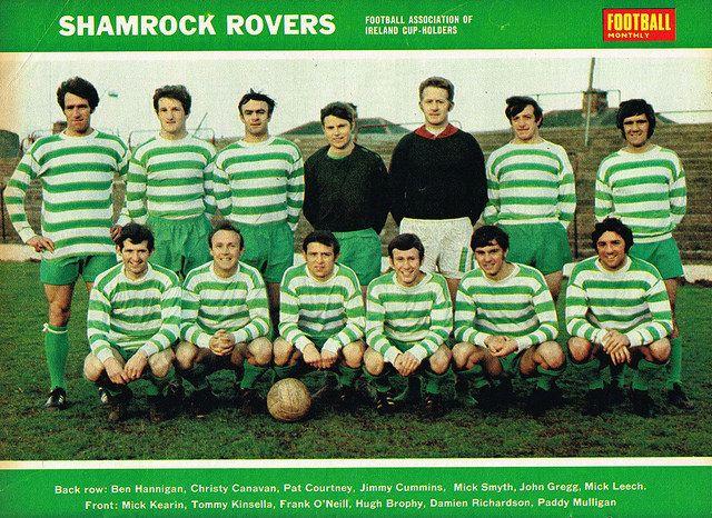 1969/70 Shamrock Rovers