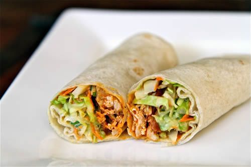 Spicy Buffalo Chicken Wrap: Families Kitchens, Buffalo Wraps, Deli Sandwiches, Buff Chix, Sandwiches Wraps Burg, Buffalo Chicken Wraps, Wraps Sandwiches Burg, Chix Wraps, Spicy Buffalo