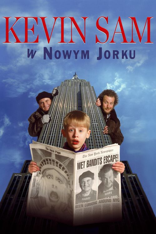 Home Alone 2: Lost in New York 【 FuII • Movie • Streaming