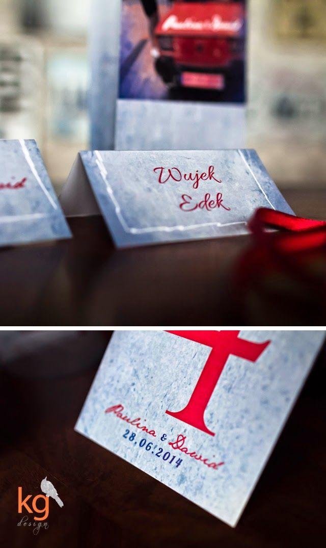 menu weselne i na poprawiny, winietki, zawieszki na alkohol, numery stołów, księga gości - drzewko na odciski palców oraz plan stołów,