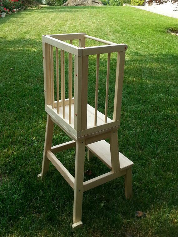 Learning Tower by GrowingIndependent on Etsy