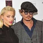 Johnny Depp, Amber Heard are engaged