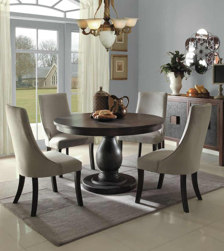 Best Rustic Glam Dining Room Images On Pinterest Island - Chantilly distressed dining table by little tree furniture