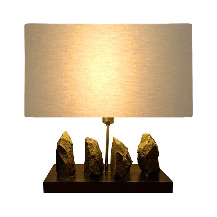 Graina Table Lamp. Nature inspired design