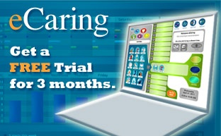 Are you caring for an aging parent? Receive comprehensive real-time information about your loved one's care & condition. Easy-to-use, icon based care management system. Try eCaring FREE for 3 Months: www.ecaring.com/register