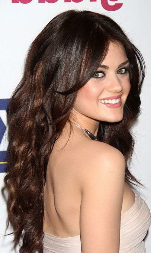 Great Actresses Hairstyles For Long Hair
