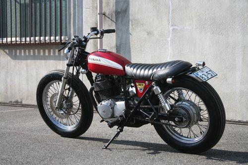 CB400SS : JET CUSTOM CYCLESのカスタムバイク日誌