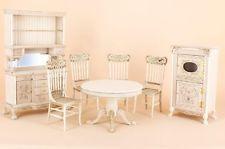 "Dollhouse Miniature ""OLD FASHIONED KITCHEN"" SET  2710-UF-SET7   Bespaq Direct"