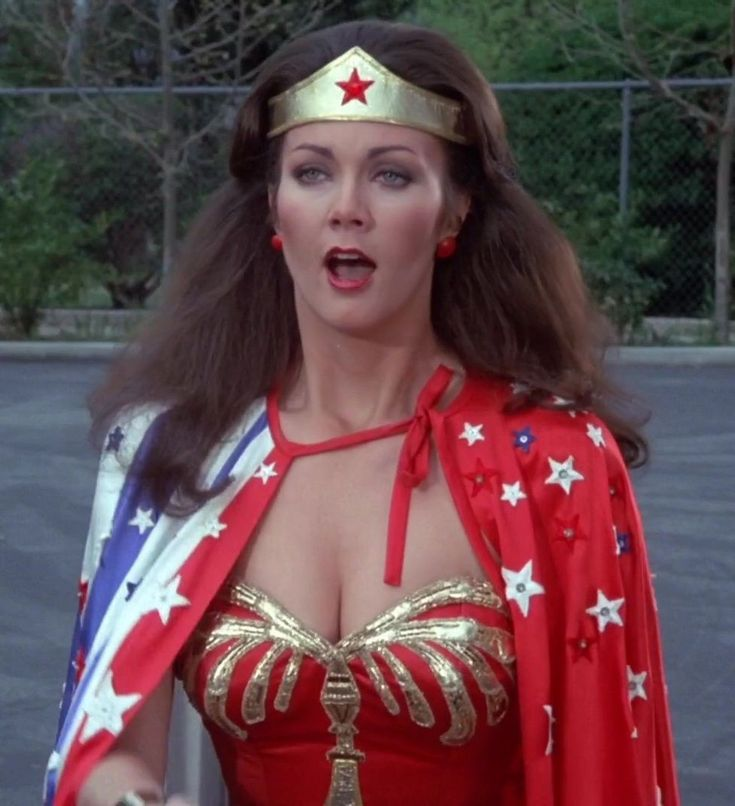 LMH WW/Lynda Carter Lynda carter, Wonder woman, Women tv