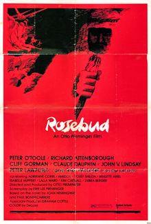 Rosebud - 1975 - Film Poster