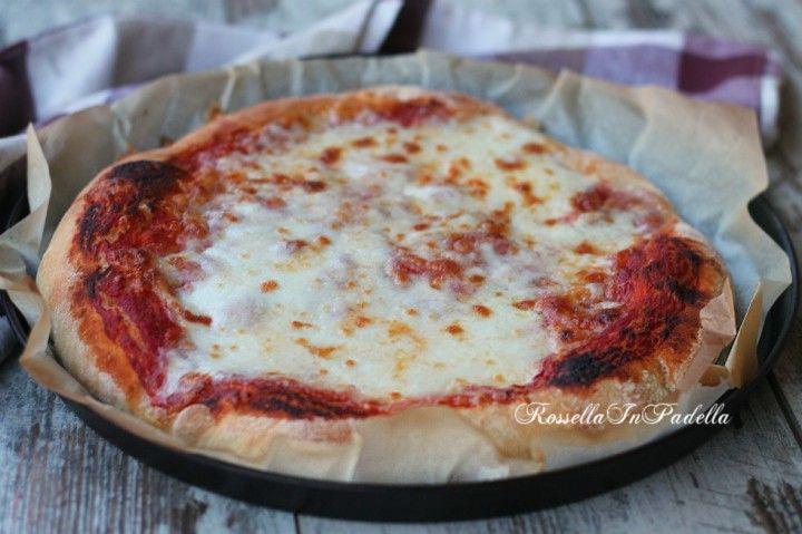 Pizza senza impasto, ricetta soffice