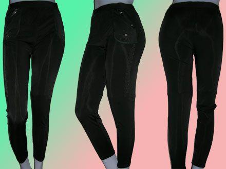 Deal Nasional - Diskon - Celana Legging Kilap Panjang, Tersedia 2 Model Hanya Rp 45.000