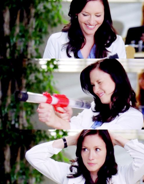 Lexie Grey | I miss her so much.