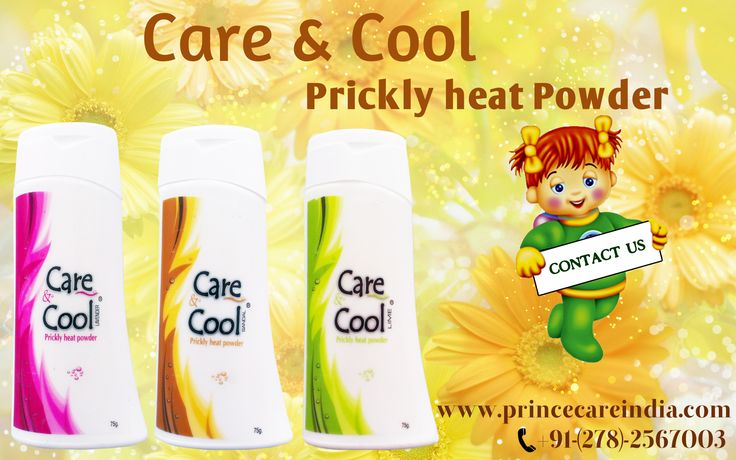 Care & Cool affected areas of heat related symptoms like heat rash & burning sensation. #PricklyHeatPowder #Care&Cool #lavender #Lime #Sandal  For more detail visit : bit.ly/2leuOgc