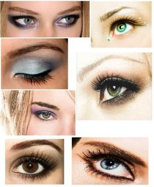 Different Eye Makeup Looks 1 by Kaitlyn.Remmick1