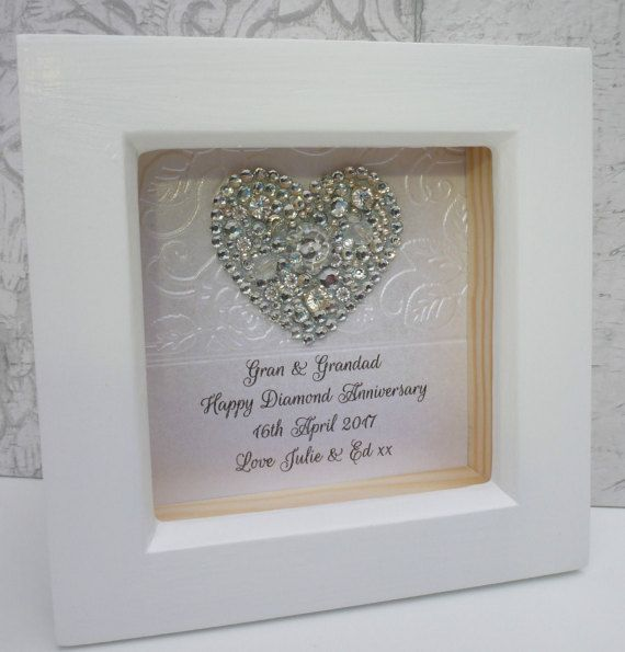 Gifts For 15th Wedding Anniversary: The 25+ Best 60th Anniversary Gifts Ideas On Pinterest