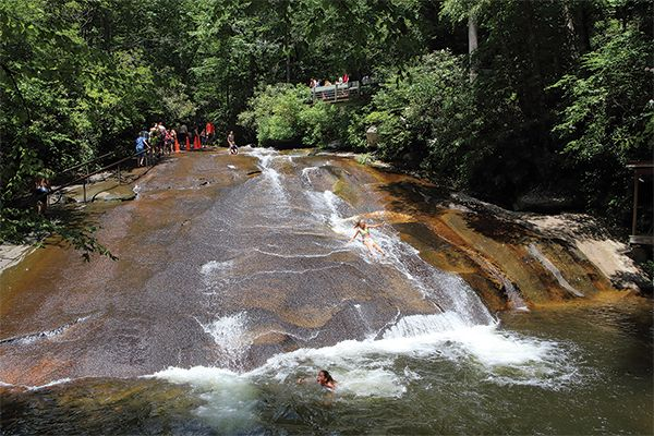 A North Carolina Bucket List 17 things to do in the Old North State before your kids are grown.