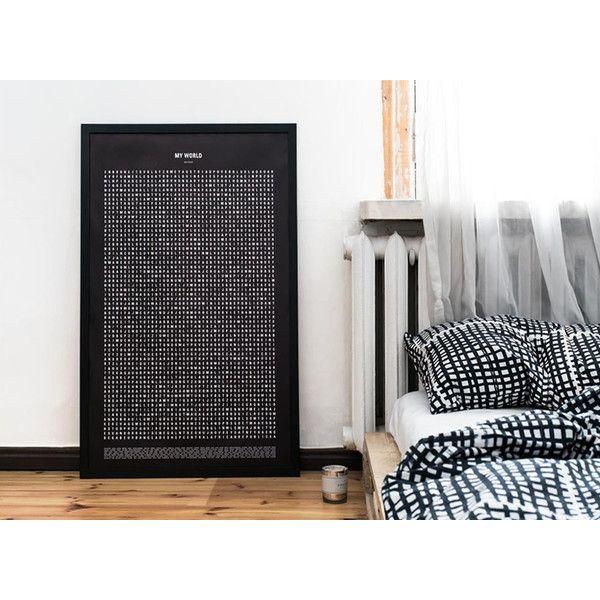 die besten 25 weltkarte schwarz wei ideen auf pinterest. Black Bedroom Furniture Sets. Home Design Ideas