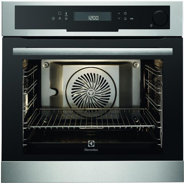 Electrolux - Electrolux EOB8741AOX Built In Steam Oven with Food Probe Stainless Steel - *Delivery excludes Ireland, Highlands and Islands.* Electrolux EOB8741AOX | Built-in Steam Oven With Food Probe - Stainless Steel Manufacturer: Electrolux Colour: Stainless Steel with antifingerprint
