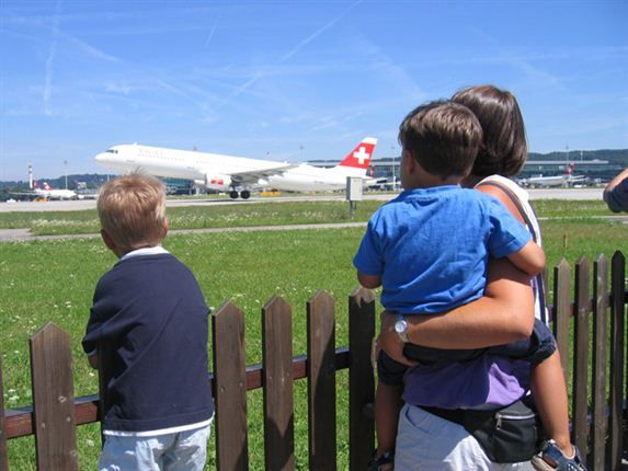 Behind the scenes tours at Zurich airport (10 airport freebies | News24)