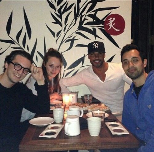 The 100 Cast✨ Richard Harmon Alycia Debnam Carey Ricky Whittle Sachin Sahel