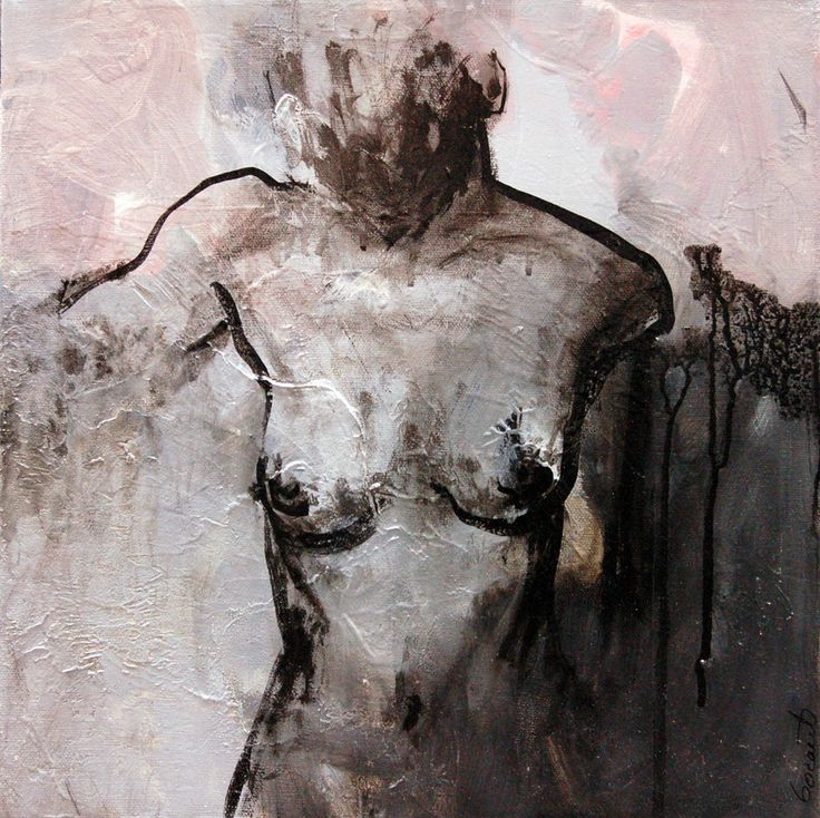 View and buy this Mixed Media on Canvas by Virginie Bocaert