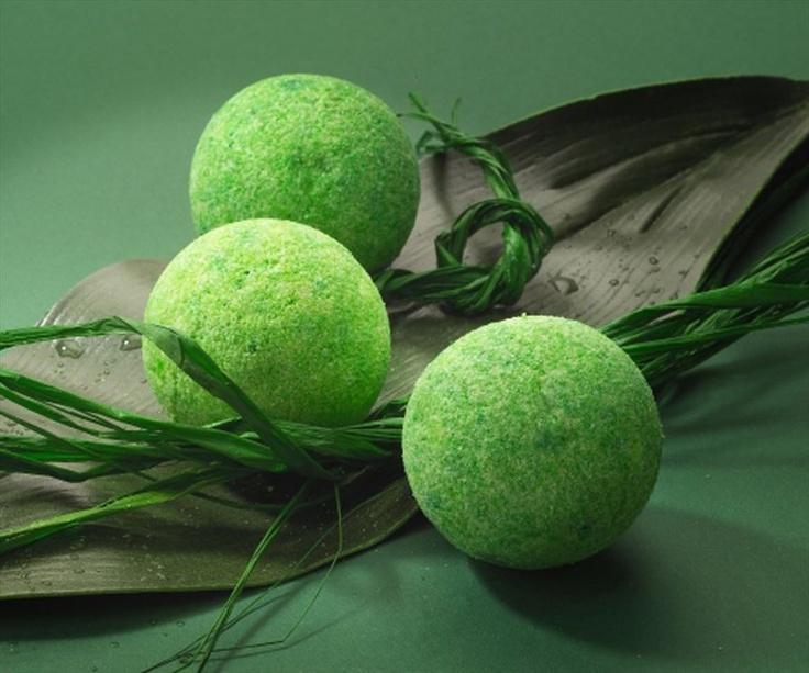 Attirance | Yeşil Çay 2'li Banyo Topu