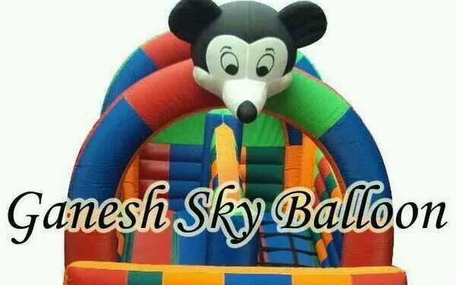 Google+ Ganesh Sky Balloon