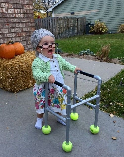 ✔45+ Super Funny, Easy and Cute DIY Halloween Costumes Ideas For Babies and Kids