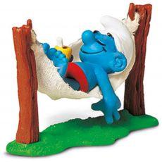 Schleich Smurf in Hangmat smurfen Schleich alle merken speelgoed - Vivolanda