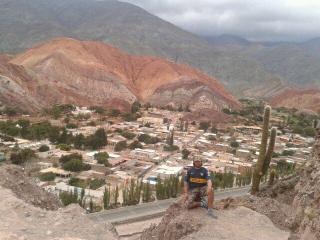 Cerro de los Siete Colores, Purmamarca