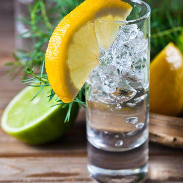GT – recept på klassisk gin tonic