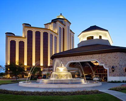 Lake Charles, LA Lauberge Du Lac Casino Resort