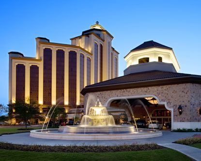 Lake Charles, LA Lauberge Du Lac Casino Resort