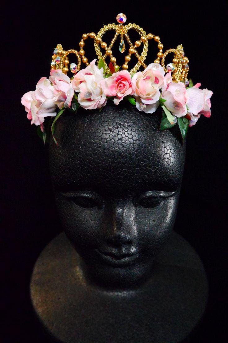 Sleeping Beauty act l. Aurora's Headpiece. '15/05 Yuki Fujihira