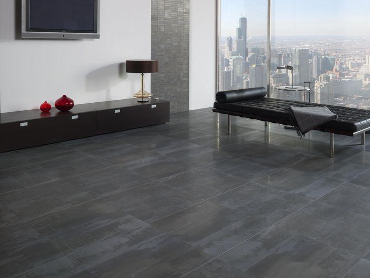 Colección Corten. Disponible En 30x60, 60x60, 45x45 Y 45x90 Cm. Acabado  Natural · Large Floor TilesModern ...