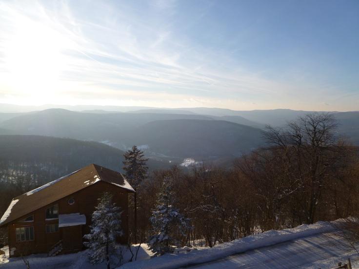 Snowshoe, West Virginia