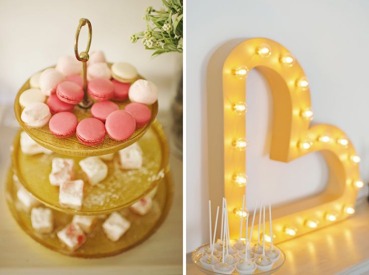 Heart shaped marquee style sign.   Make a statement by adding this at your wedding event!   Available to rent from our portfolio. Used here with great effect as part of their wonderful dessert table styling by Tie the Knot Weddings in Santorini: http://tietheknotsantorini.com/ Photo credit: Thanasis Kaiafas: http://www.thanasiskaiafas.com