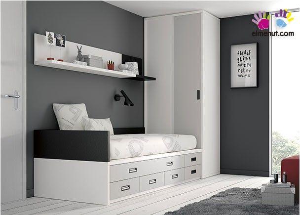 Habitaci n juvenil 303 172014 dormitorios juveniles for Habitaciones compactas