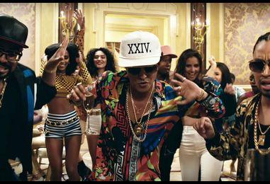 Bruno Mars Tops Rhythmic Songs Chart with '24K Magic'