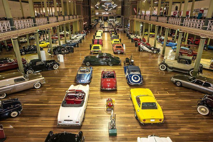 The Melbourne Royal Exhibition Building - motorclassica.com.au
