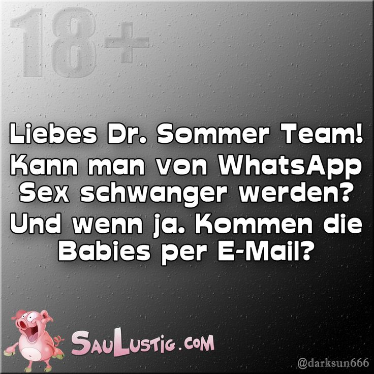 Liebes Dr Sommer Team