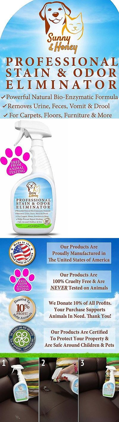 Odor and Stain Removal 134755: Enzyme Cleaner, Pet Stain Remover, Odor Eliminator, Best Carpet Stain Remover... -> BUY IT NOW ONLY: $30.15 on eBay!