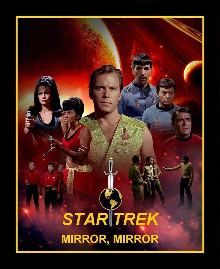 Star Trek Tos Mirror Mirror One Of My Favourite
