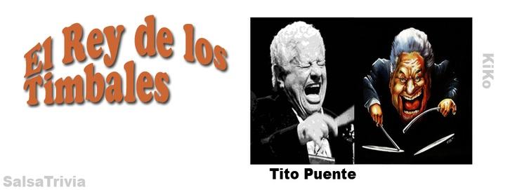 The King!!  Tito Puente!