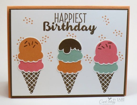 Cool Treats Birthday