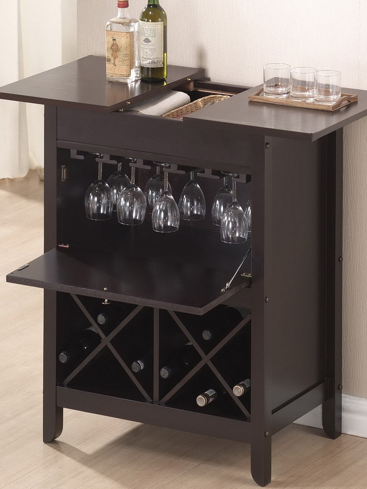 122 best bar wine cabinet images on pinterest wine cellars home ideas and for the home Home wine bar furniture