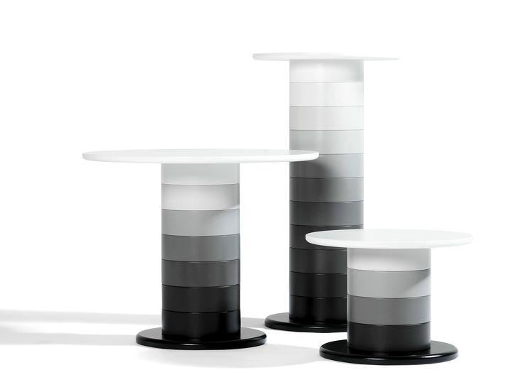 Table basse modulable BABEL by Blå Station design Fredrik Mattson