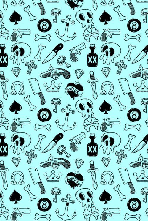 badass pattern