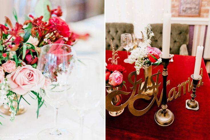 Сказочно красивая зимняя свадьба. Сергей и Настя - Свадебные фотографы Анна Козионова и Артем Козионов